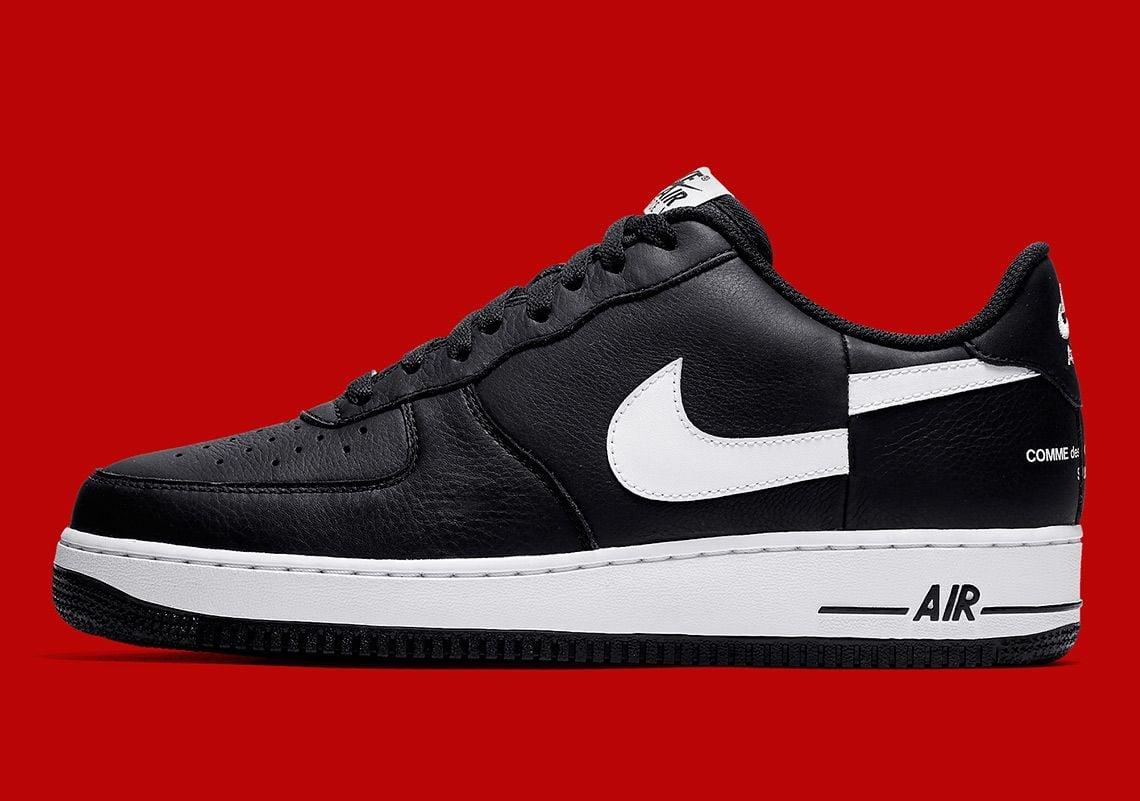 # Supreme × COMME des GARÇONSSHIRT × Nike:聯名鞋款終於將在本週登場 3