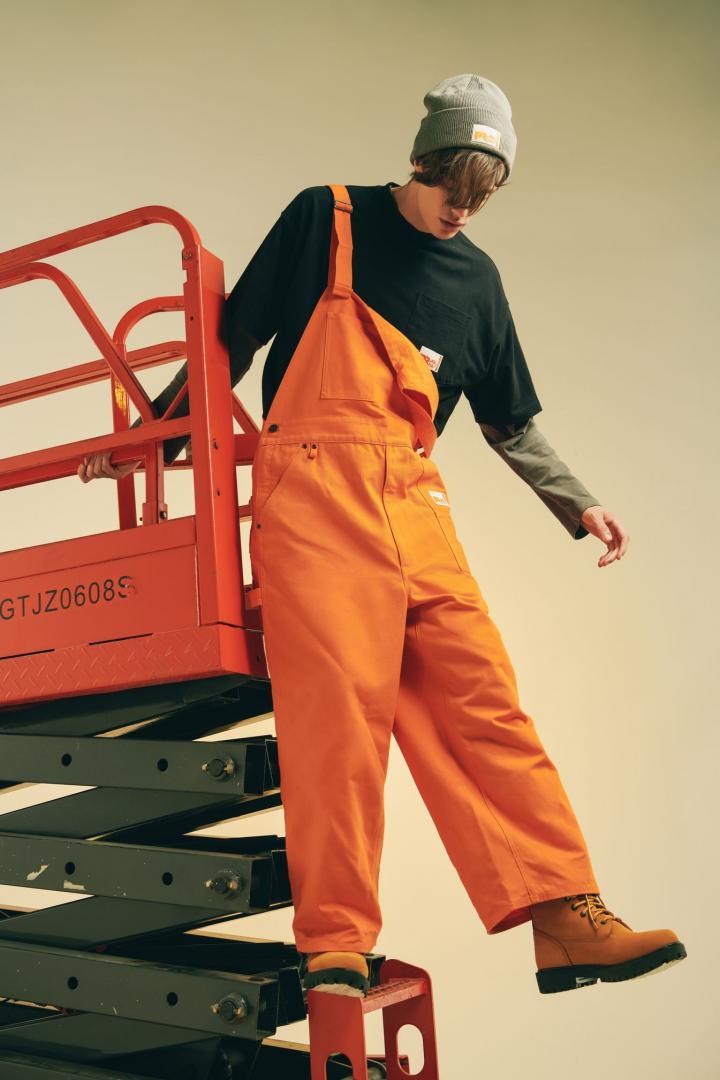 # Timberland PRO × N.HOOLYWOOD:工裝控注意!聯名系列即將於台灣上架販售 5