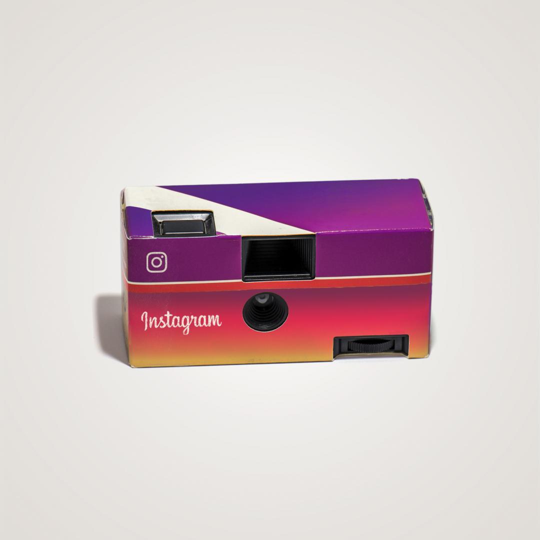 # 讓即可拍與 Instagram 共生:「RE:BIRTH」來自 Thomas Ollivier 的巧手改造 1