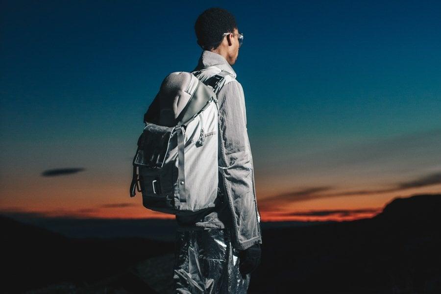 # Bag Yourself 024:看膩普通的 Daypack 了嗎?那就來顆掀蓋式後背包吧! 1