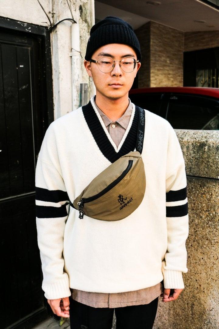 #Shop Staff Snap:學院派針織 x 實穿街頭風 2