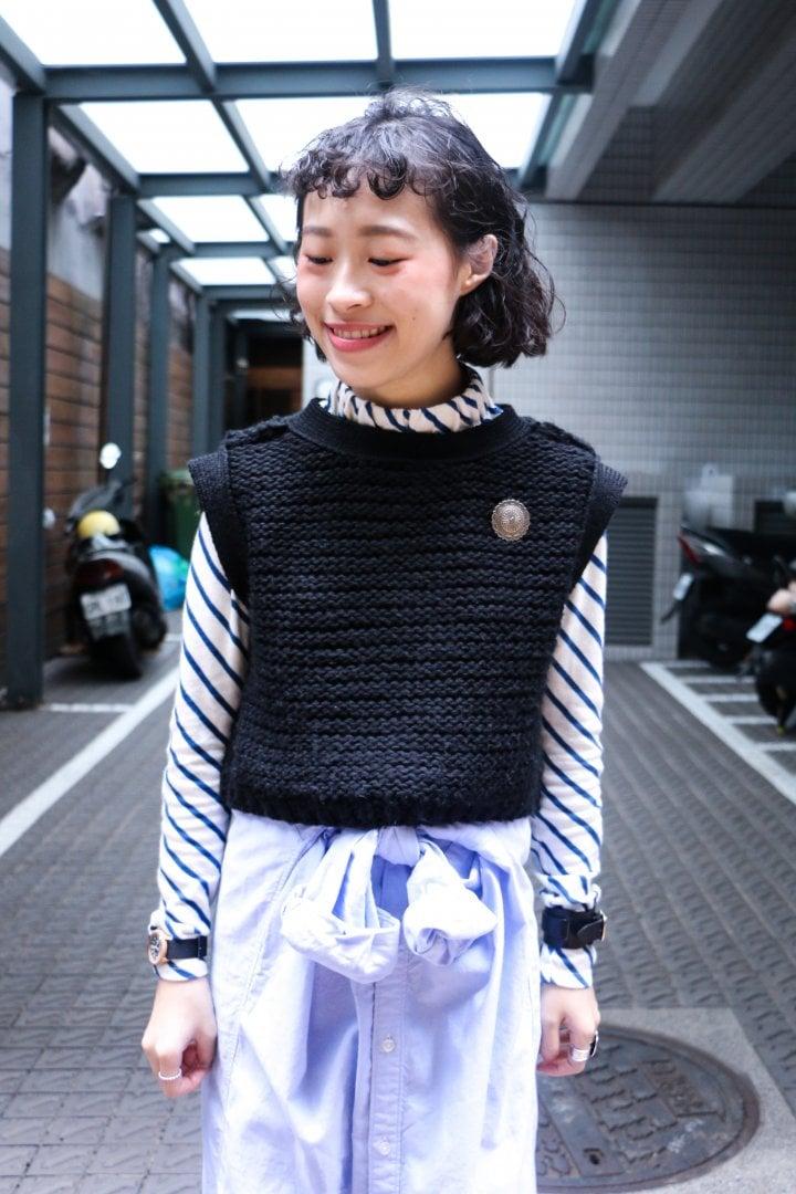 # Shop Staff Snap:換個角度看單品,長襯衫也能當洋裝! 2