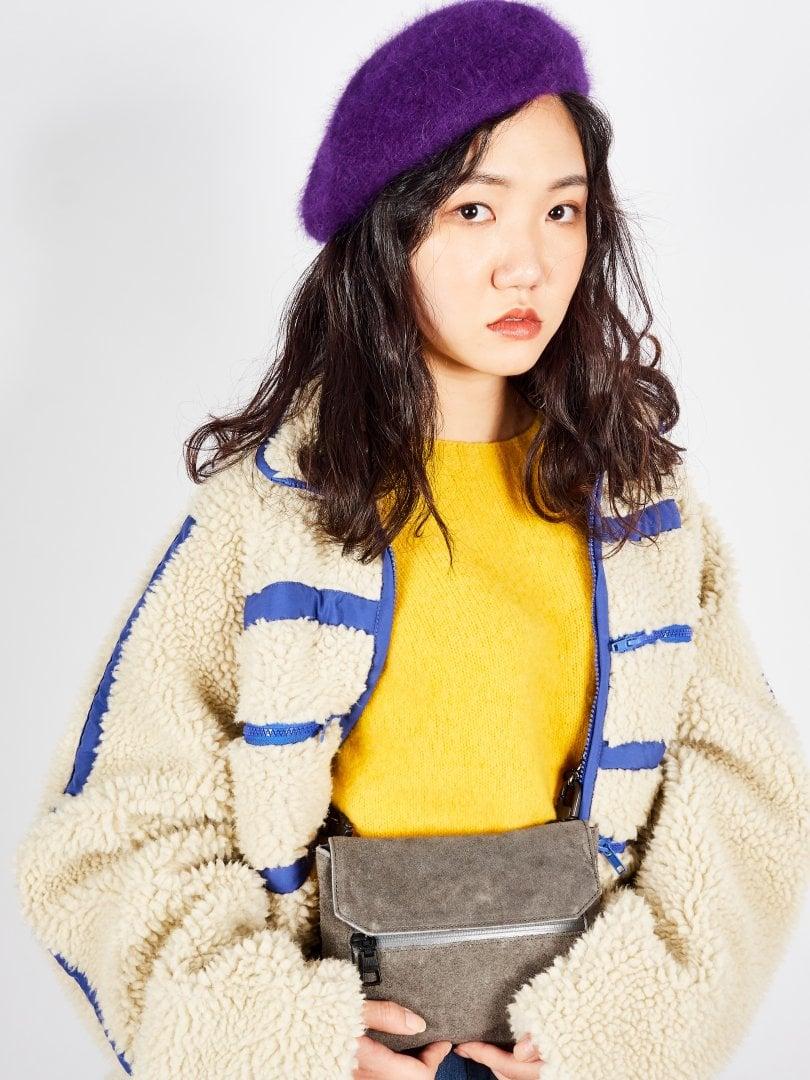 # How to Style:冬末造型特典,mokomoko style vol.1 11