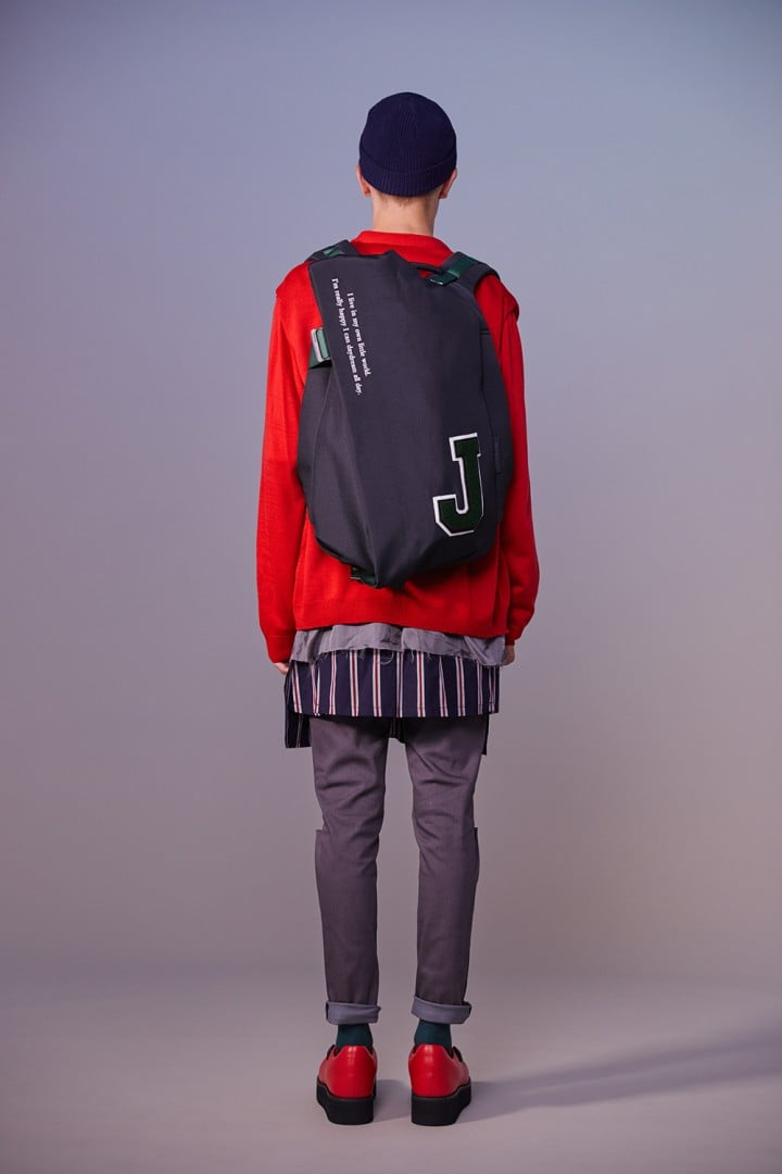# Road to Nowhere:高橋盾男裝支線品牌 JohnUNDERCOVER 與法國包袋品牌 Cote&Ciel 聯名系列登場 4