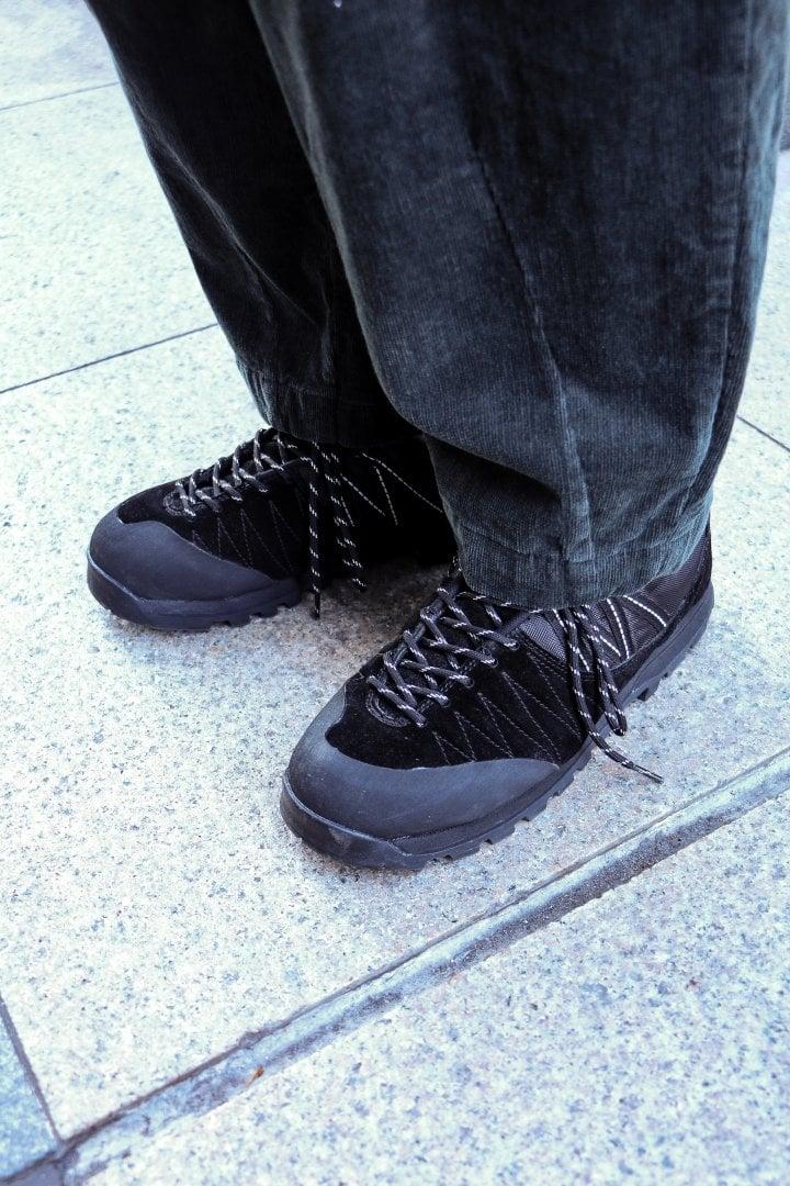 # Shop Staff Snap:適合戶外徒步的務實派穿搭 3