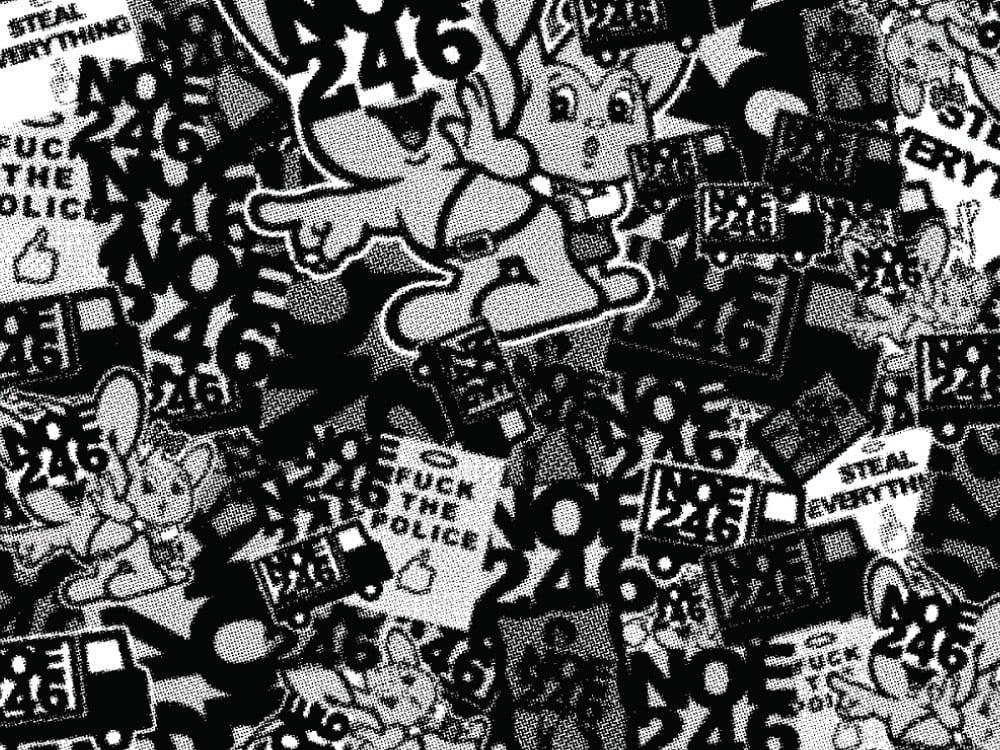 # 毀滅與重生:專訪國際塗鴉藝術家 NOE,這場演出必須要繼續下去! 1