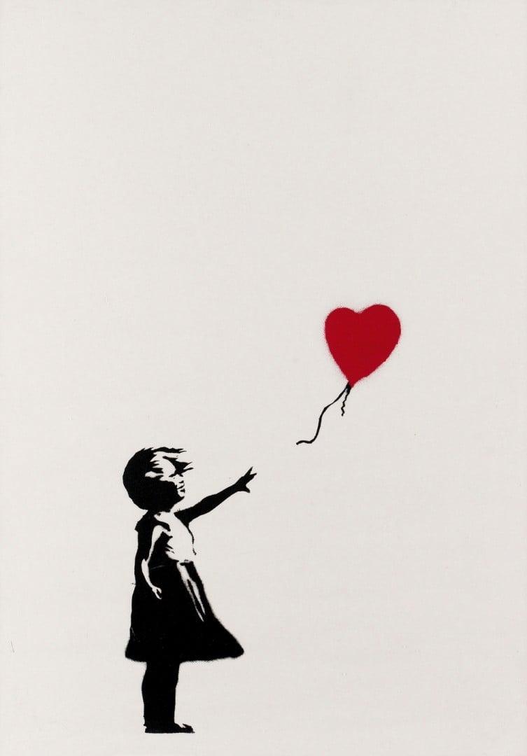 # 叛逆有理 :Banksy 多幅作品將於本月來台展出 7