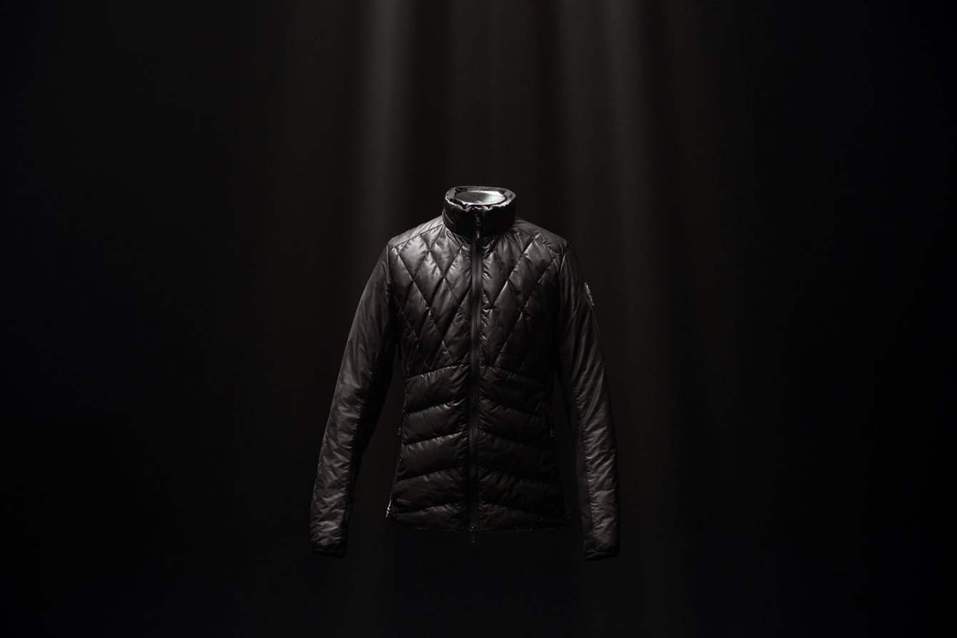 # 完善全方位機能:CANADA GOOSE 「Nomad Capsule Collection」釋出 5