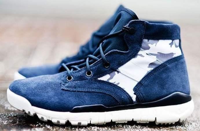 # 高橋盾這次來硬的:UNDERCOVER × NIKE SFB MOUNTAIN  聯名靴款即將發售 9