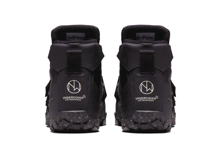 # 高橋盾這次來硬的:UNDERCOVER × NIKE SFB MOUNTAIN  聯名靴款即將發售 20