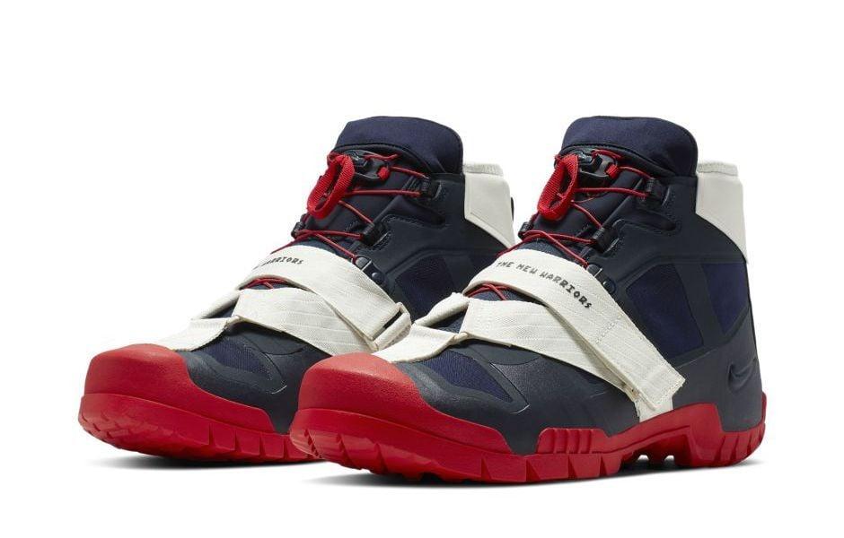 # 高橋盾這次來硬的:UNDERCOVER × NIKE SFB MOUNTAIN  聯名靴款即將發售 10