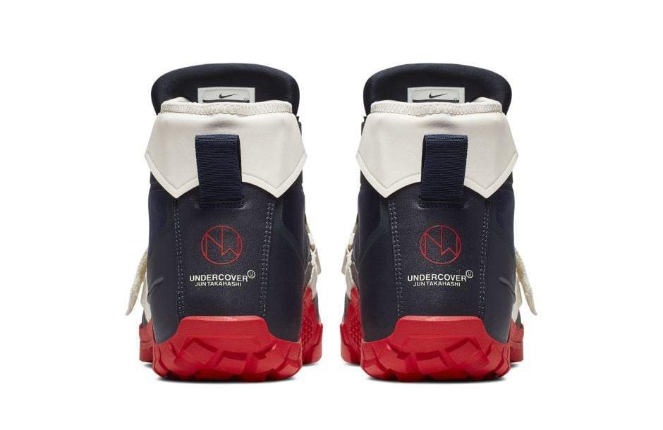 # 高橋盾這次來硬的:UNDERCOVER × NIKE SFB MOUNTAIN  聯名靴款即將發售 14