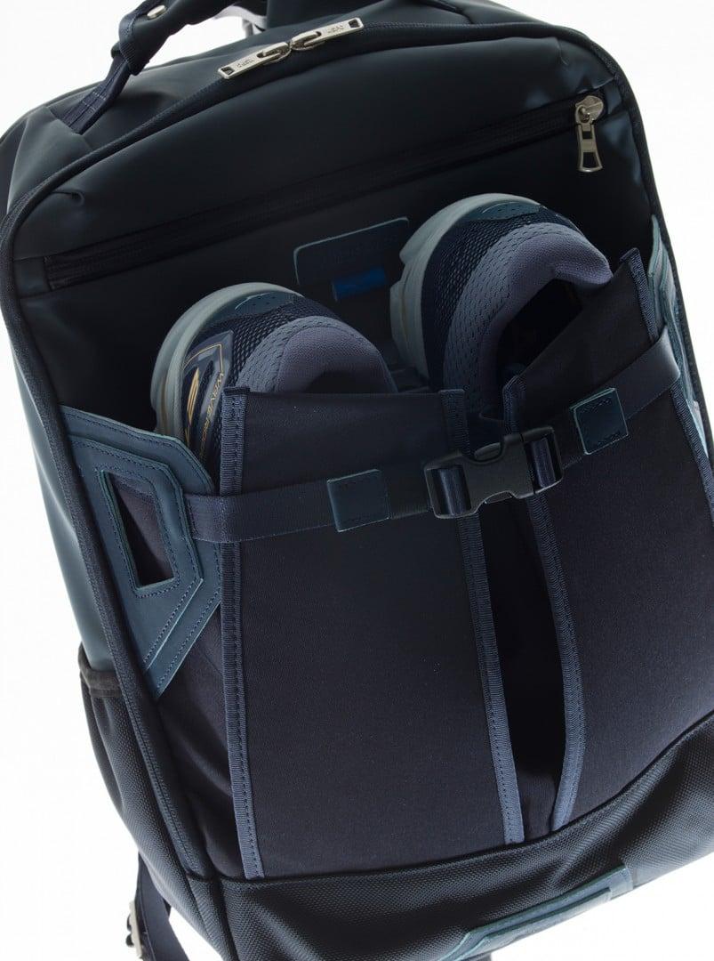 # 便利性更上一層樓:master-piece 攜手 MIZUNO 再度推出聯名,打造 Sports × Bag 現代包款 7