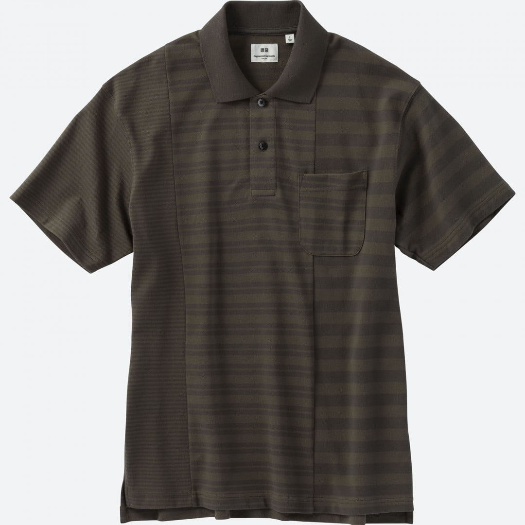# 又一話題聯名:Engineered Garments x Uniqlo 正式發表 5
