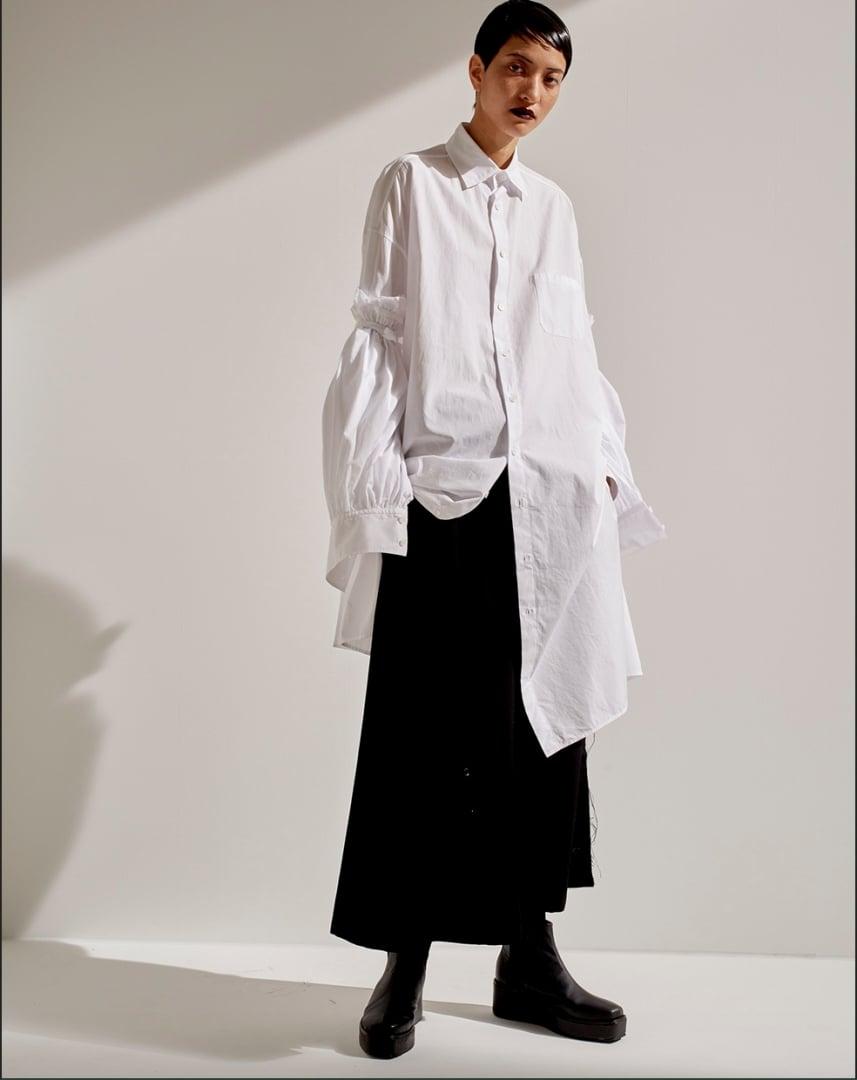 #B Yohji Yamamoto 2019秋冬形象公開:大衣你敢穿嗎? 16