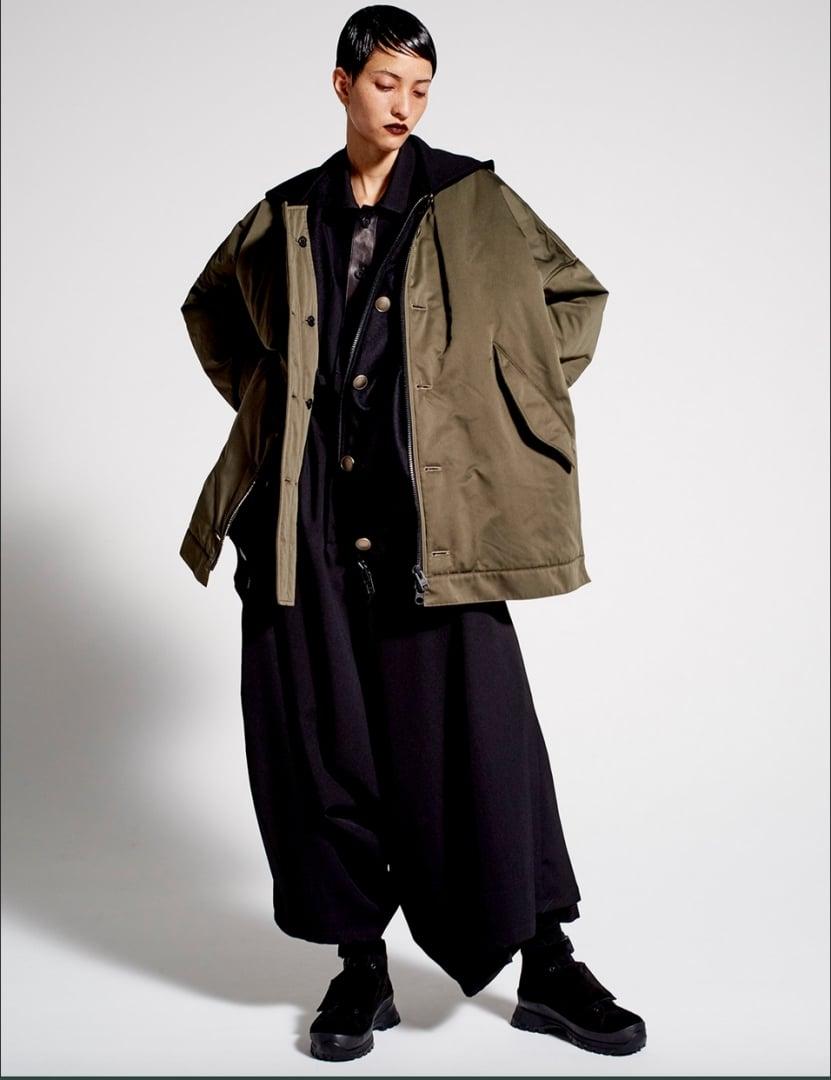 #B Yohji Yamamoto 2019秋冬形象公開:大衣你敢穿嗎? 9