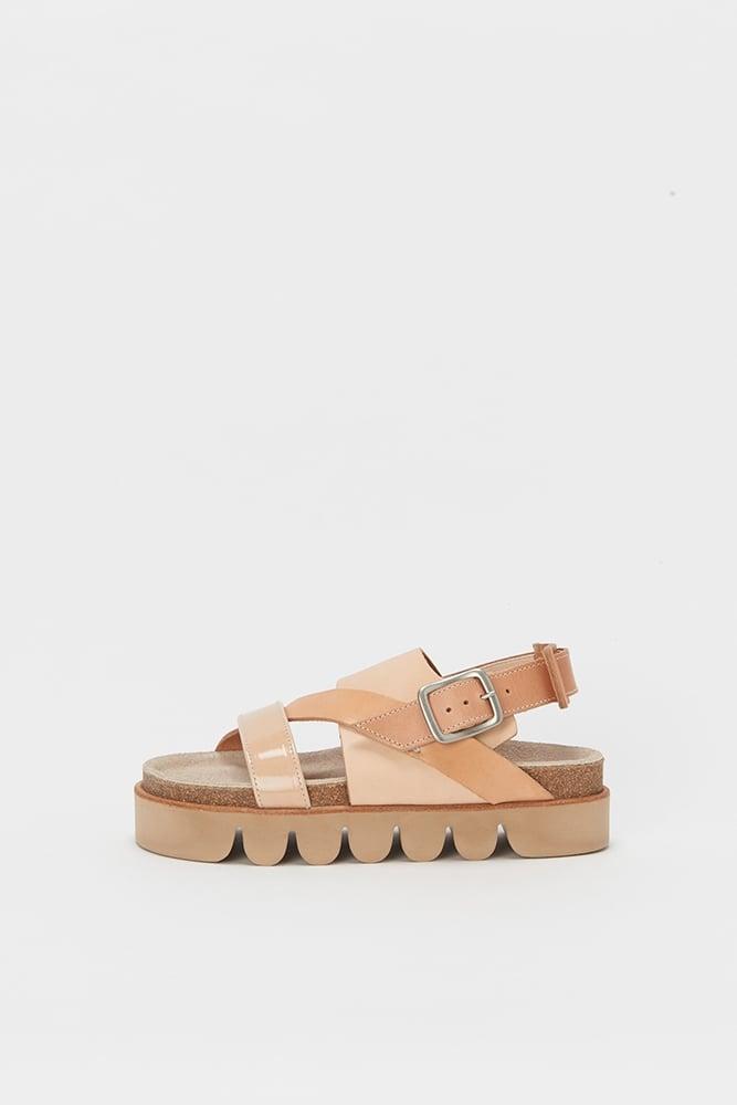 # Hender Scheme直營店Sukima Togebashi週年企劃:夏日穿上全皮涼鞋正正好! 2