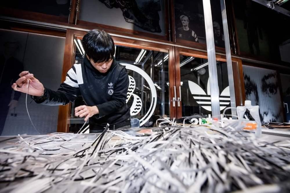 # 涉谷AKIRA牆他做的:河村康輔個人大型展覽將於月底開幕 3