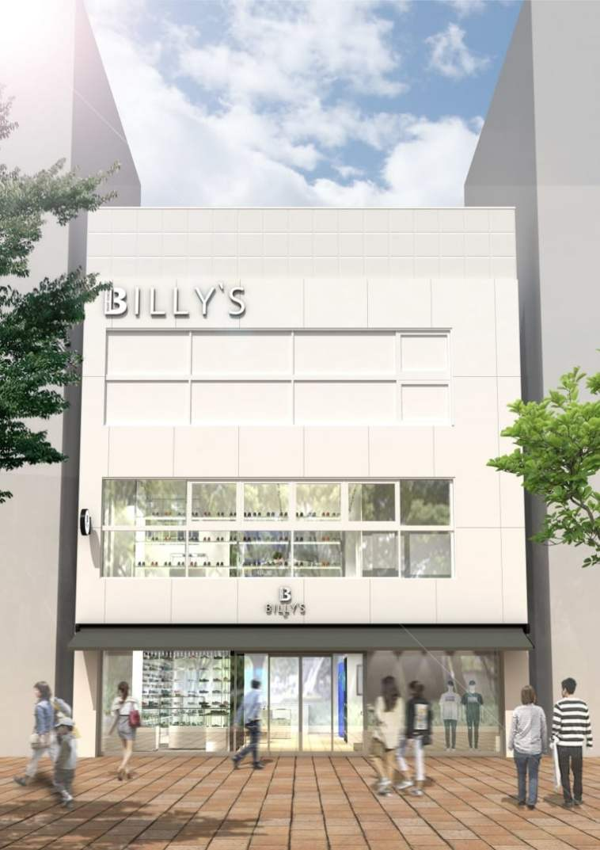 # 踩點新選擇:知名球鞋店鋪 BILLY'S 進駐名古屋 4