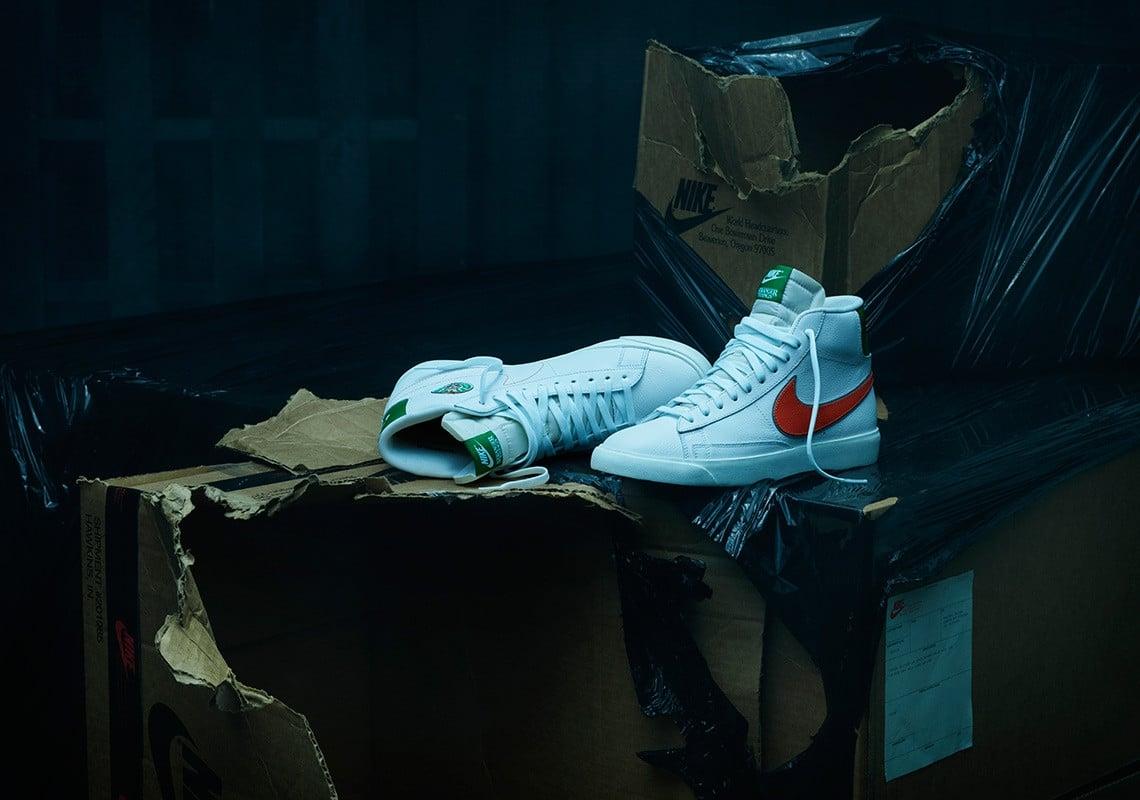# Nike 終於正式公布:與《怪奇物語 Stranger Things 》聯名鞋款發表 3