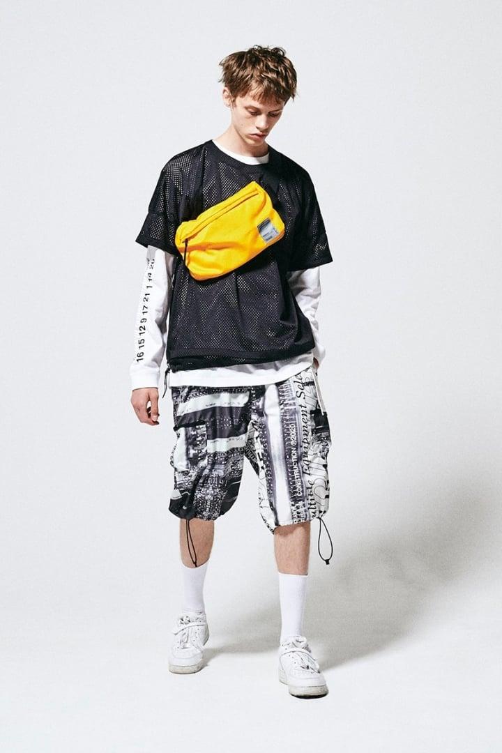 # POLIQUANT 2020ss:機能式外套背包還能夠發展什麼新意? 4