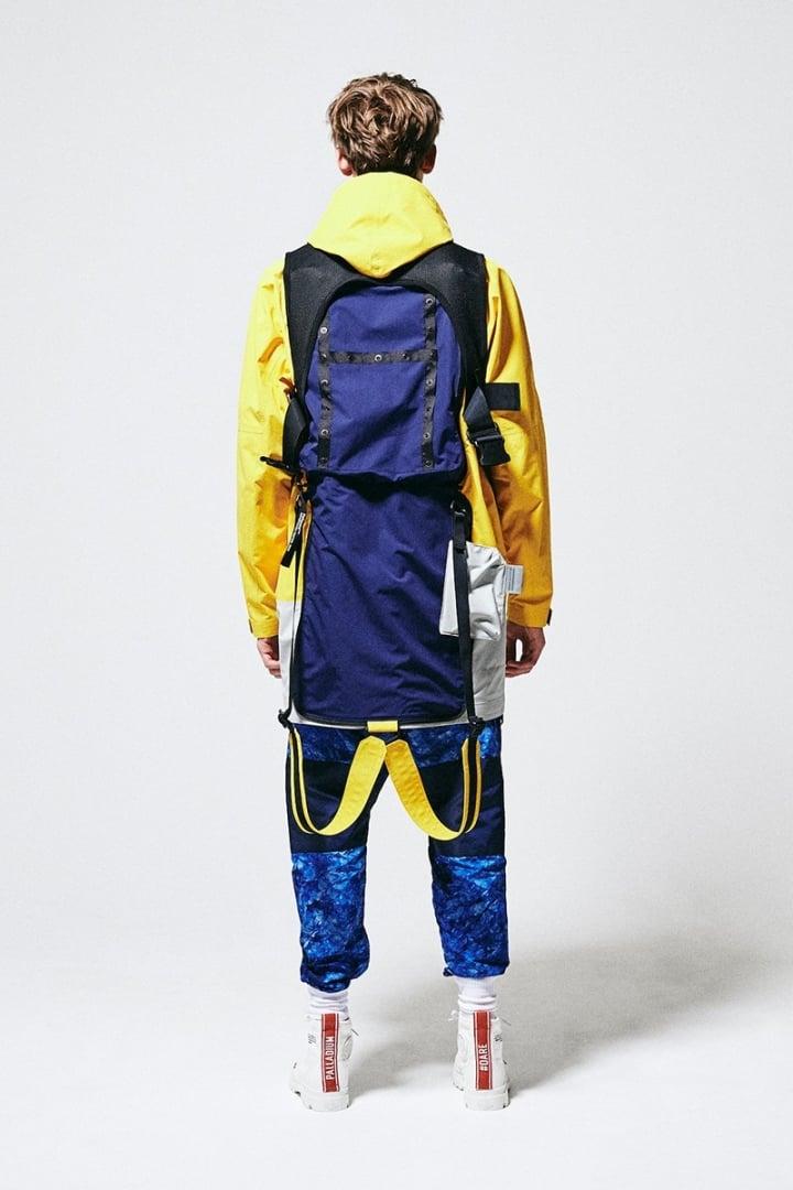 # POLIQUANT 2020ss:機能式外套背包還能夠發展什麼新意? 9