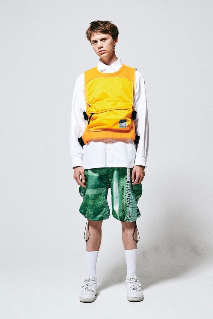# POLIQUANT 2020ss:機能式外套背包還能夠發展什麼新意? 19