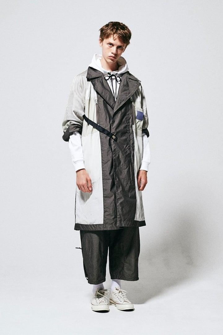 # POLIQUANT 2020ss:機能式外套背包還能夠發展什麼新意? 1