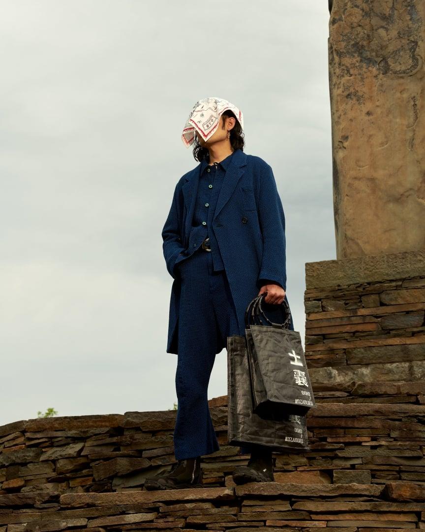 #KOZABURO x sulvam:來自LVMH日本設計師的聯名褲款 18