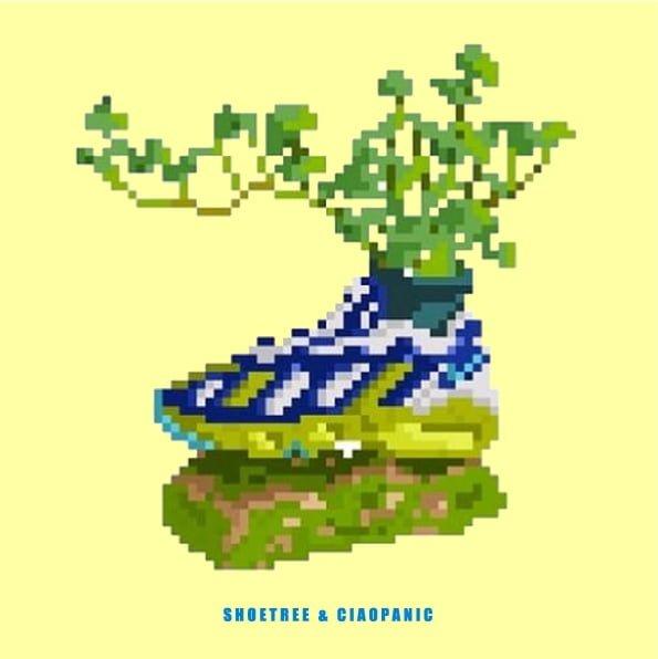 # Kosuke Sugimoto的鞋履植栽:賦予球鞋新生命 5