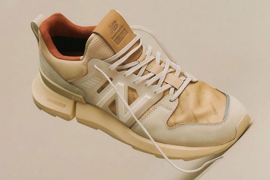 # 精銳盡出:New Balance CM996 聯乘六大日牌打造獨家鞋款 3
