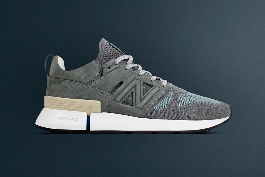 # 精銳盡出:New Balance CM996 聯乘六大日牌打造獨家鞋款 1
