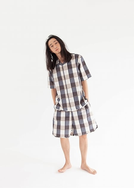 # STYLIST SHIBUTSU x NOWHAW:山本康一郎的「鹽系」美學 16