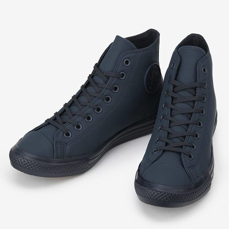 # 斜風細雨不只 GORE-TEX:Converse 推出最輕防水鞋 8