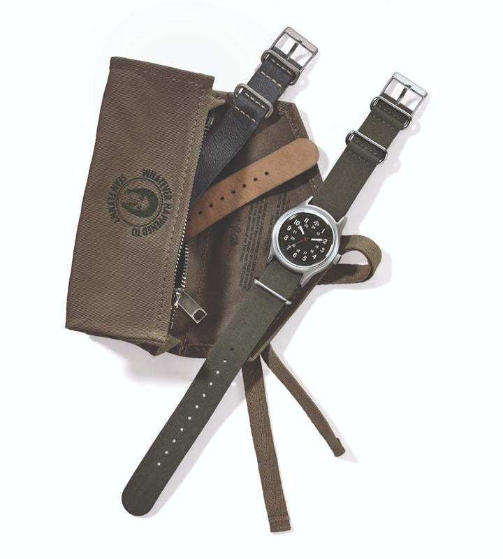 # 下一個腕上的寄託:Nigel Cabourn x Timex「Referee」大玩英國足球梗 1