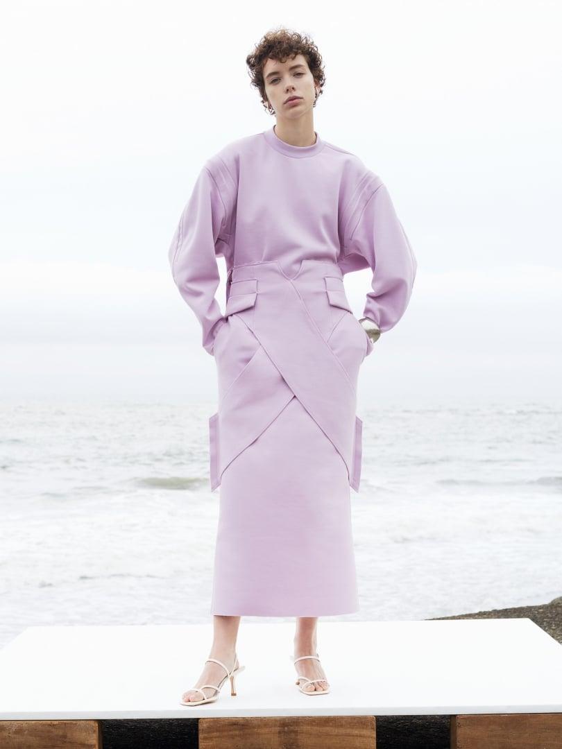 # YOHEI OHNO 2020ss:袖口開衩將會是明年服裝設計的趨勢嗎? 21