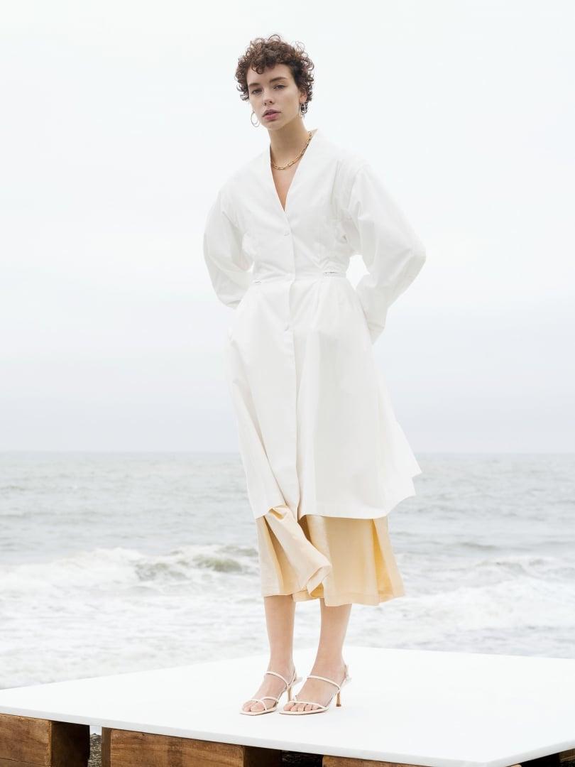 # YOHEI OHNO 2020ss:袖口開衩將會是明年服裝設計的趨勢嗎? 20