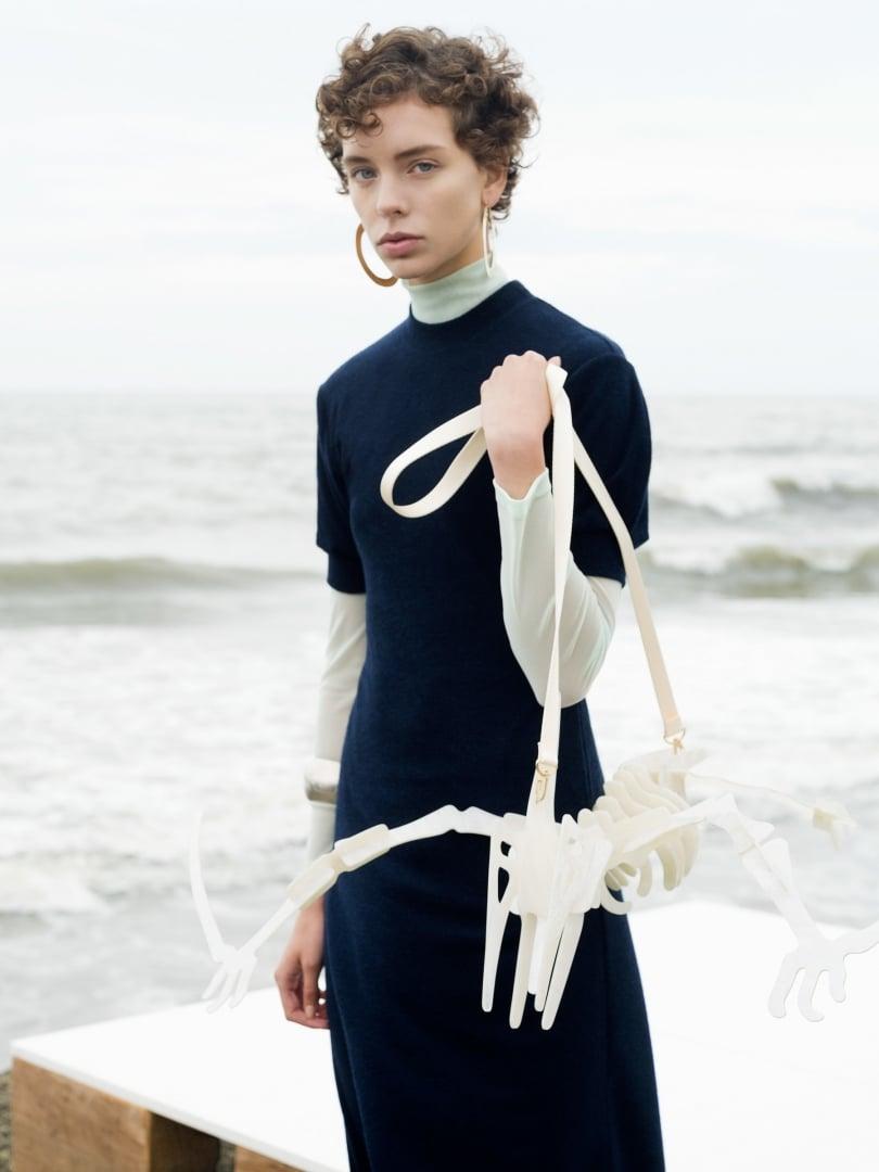 # YOHEI OHNO 2020ss:袖口開衩將會是明年服裝設計的趨勢嗎? 26