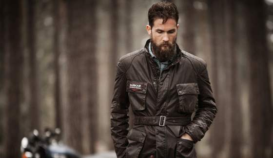 # Barbour x Ridley Scott:征服全天候的「Directors Jacket」 4