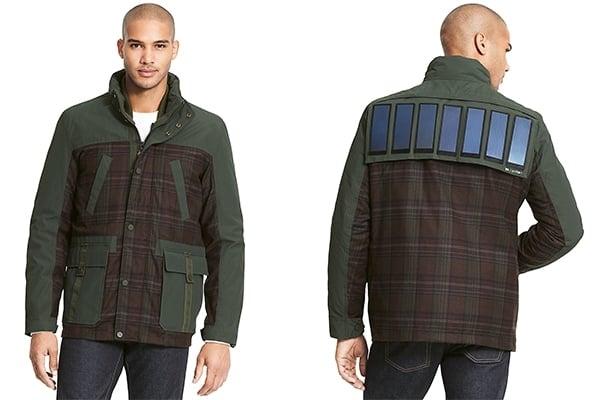 # 現代人必備神器:有了這外套,當個貨真價實的「人體發電機」 14