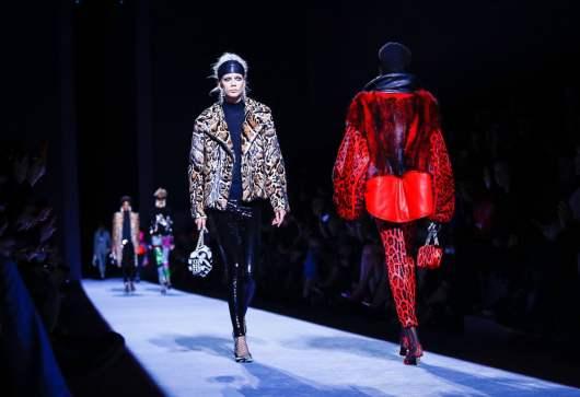 # FRED PERRY x AKANE UTSUNOMIYA:豹紋之外的時尚趨勢? 4