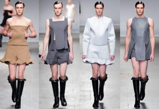 # J.W Anderson 2020ss:告別涇渭分明的無性別衣櫥 7