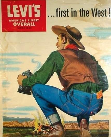 # 歷久彌新的牛仔褲:LEVI'S是快時尚的宿敵? 3
