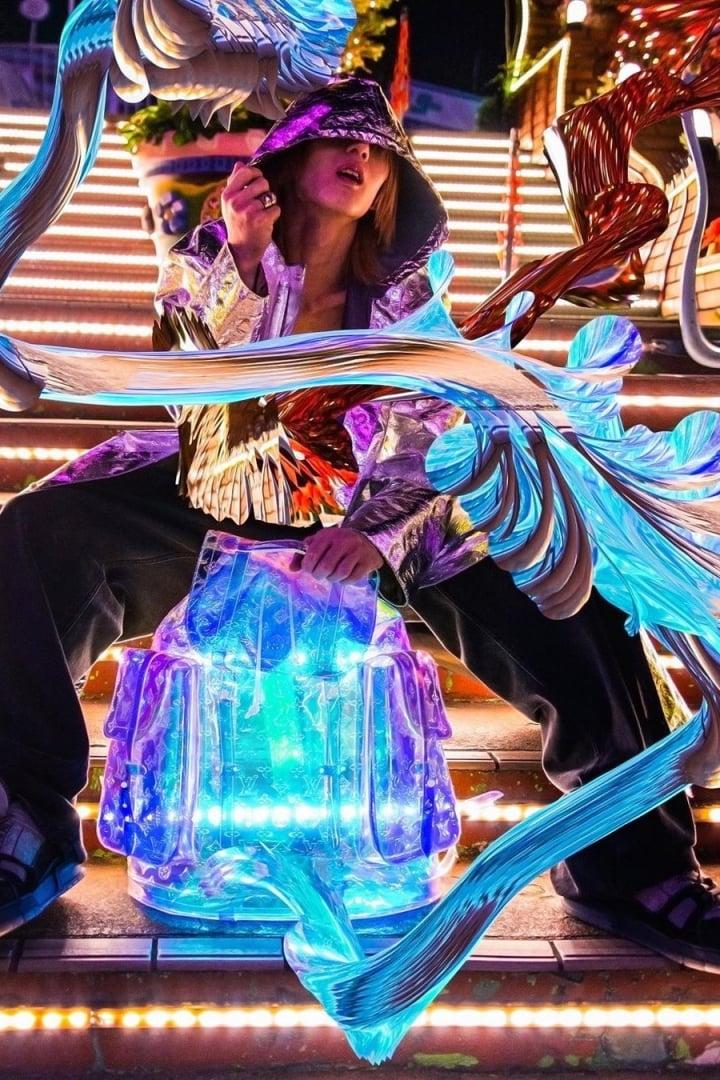 # Louis Vuitton 2019aw系列找來小林健太拍攝:貼合這個世代的視線主張 7