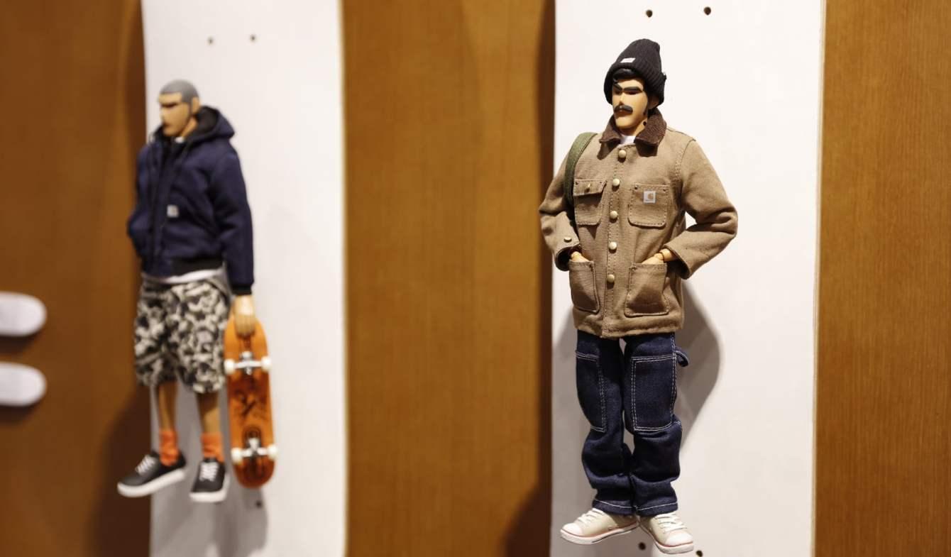 # Michael Lau X Nike SB:到底是藝術、玩具還是潮流? 3
