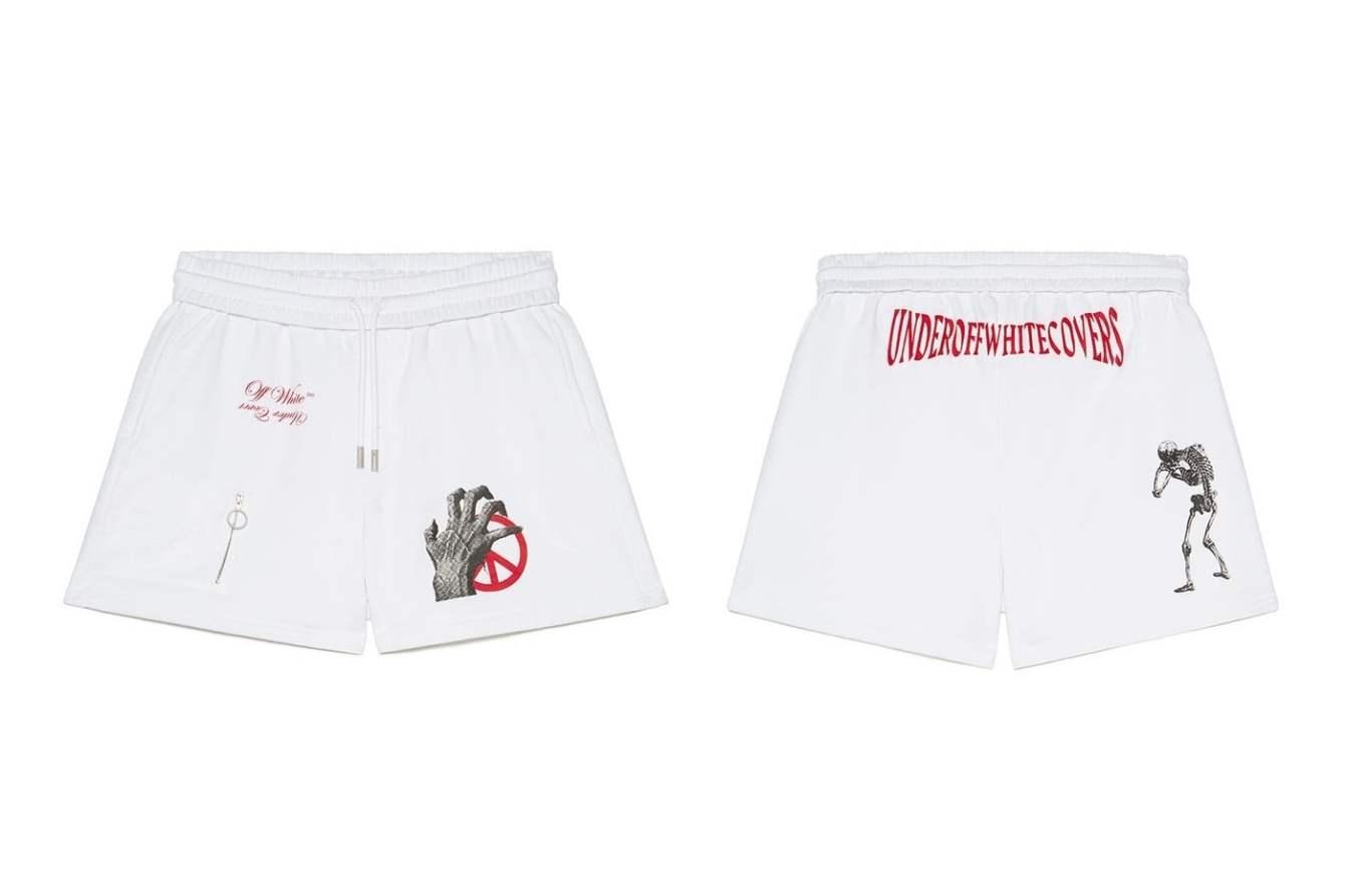 # UNDERCOVER x Off-White™ :復古綜藝穿出「UNDEROFFWHITECOVERS」時尚惡趣味 21