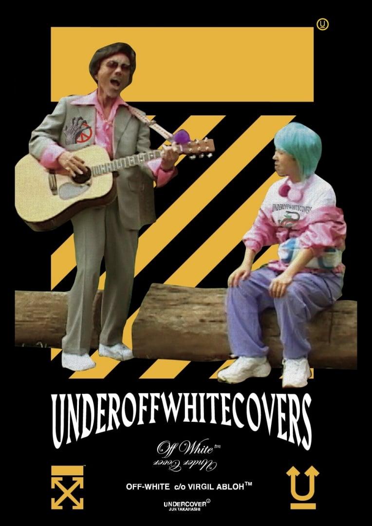# UNDERCOVER x Off-White™ :復古綜藝穿出「UNDEROFFWHITECOVERS」時尚惡趣味 5