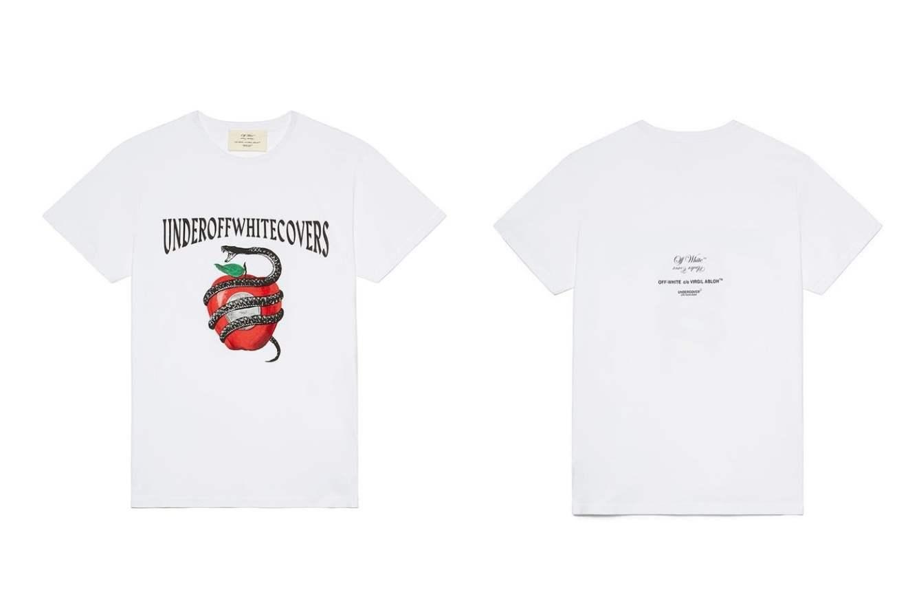 # UNDERCOVER x Off-White™ :復古綜藝穿出「UNDEROFFWHITECOVERS」時尚惡趣味 11