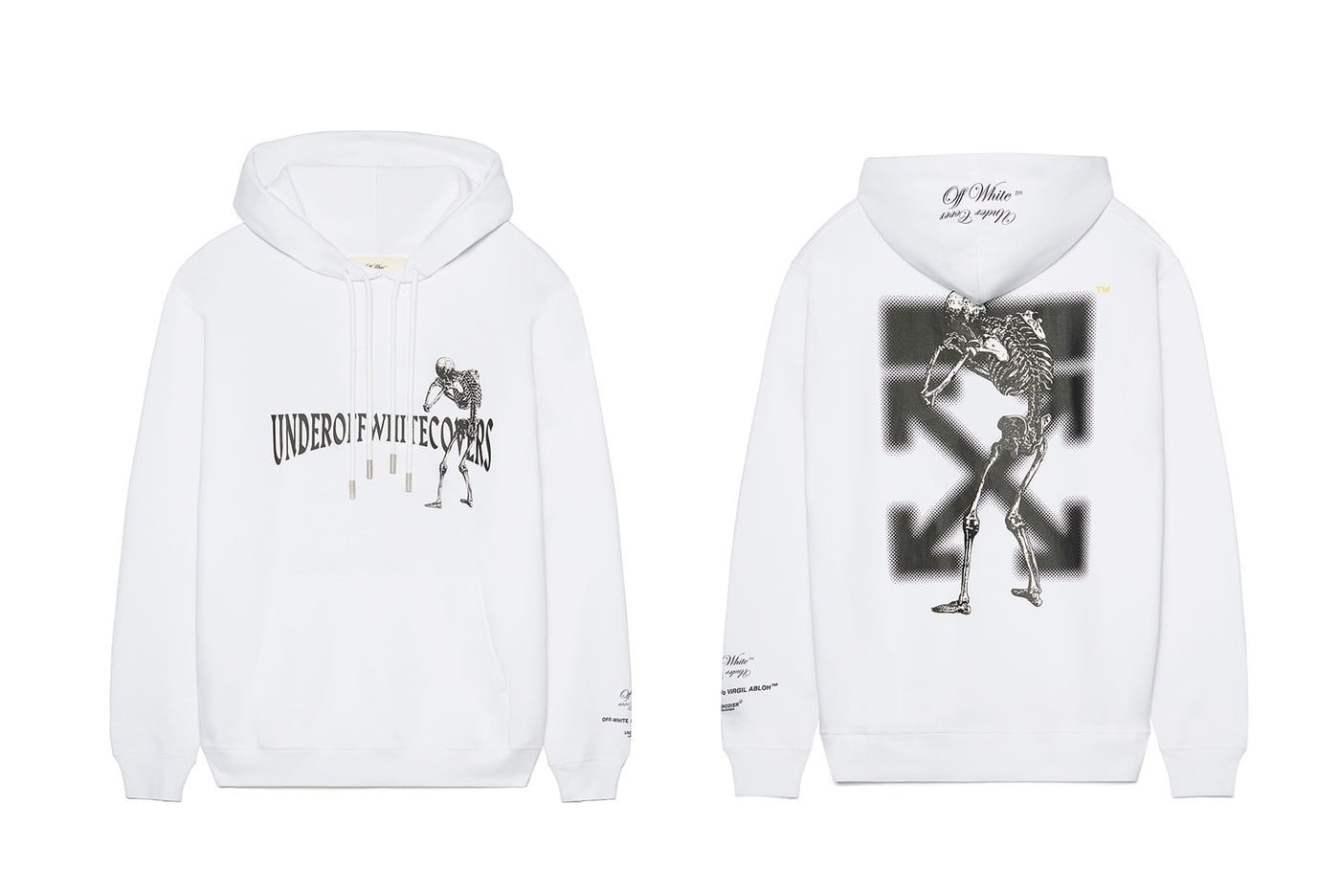 # UNDERCOVER x Off-White™ :復古綜藝穿出「UNDEROFFWHITECOVERS」時尚惡趣味 13