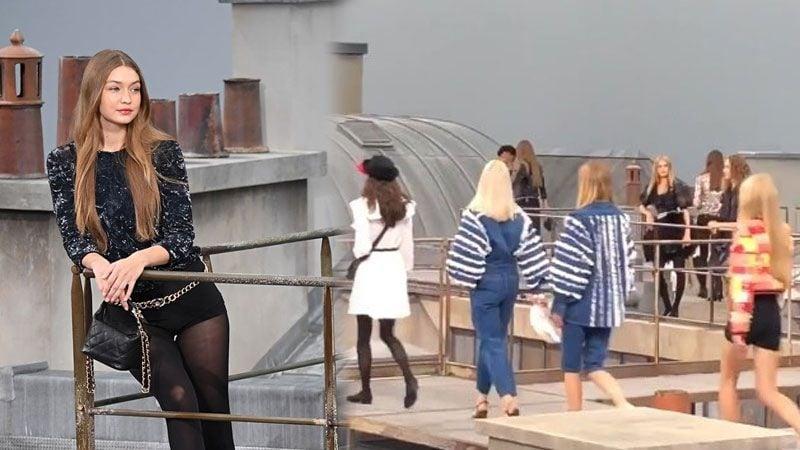# 沒有老佛爺的日子:Chanel新掌門人的第一場時裝大秀 1